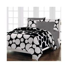 Bedroom Queen Size Comforter Set Modern Bedding Bed Room 7 PC Cover Sheet Pillow