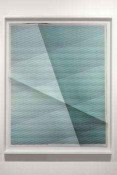 John Houck: Untitled #78, 50,624 combinations of a 2×2 grid, 15 colors, 2012 (from Aggregates series)