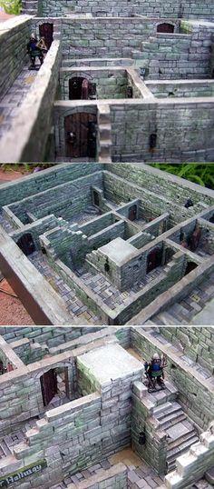 Crypt of the Sorcerer Details