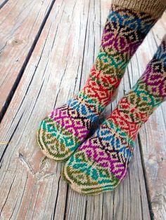 Northern Star Socks