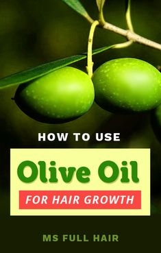 Hair Loss Remedies How to use olive oil for hair growth and hair loss - 6 DIY recipes Hair Growth Cycle, Hair Growth Oil, Hair Remedies For Growth, Hair Loss Remedies, Stop Hair Loss, Prevent Hair Loss, Hair Loss Women, Full Hair, Hair Loss Treatment
