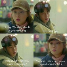 Lol she's oblivious Weightlifting Fairy Kim Bok Joo Weightlifting Fairy Kim Bok Joo Funny, Weightlifting Fairy Kim Bok Joo Wallpapers, Weightlifting Kim Bok Joo, Korean Drama Funny, Korean Drama Quotes, Kdrama Memes, Funny Kpop Memes, Weighlifting Fairy Kim Bok Joo, Kim Book