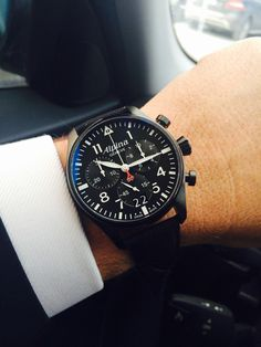 Alpina watches available from Worldwide Watch Co.