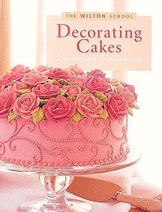 Wilton cake book