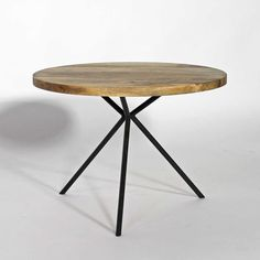 Inspirational Table basse industrielle scandinave ronde