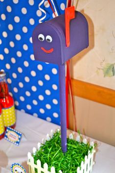 Blues Clues Birthday Party Ideas | Photo 25 of 25 | Catch My Party