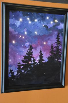 Learn how to hack your Paint Nite painting into something even more awesome! Like adding lights to your painting to make it dazzle