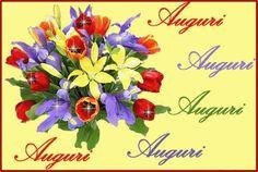 auguri fiori
