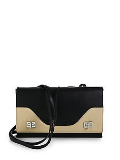 Prada Vitello Soft Double Shoulder Bag-great new style