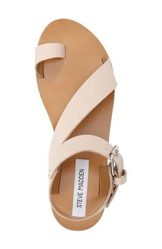 Shoes Flats Sandals, Sexy Sandals, Cute Sandals, Flat Sandals, Cute Shoes, Leather Sandals, Me Too Shoes, Gladiator Sandals, Sandalias Teva