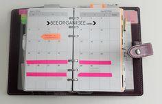 vue mensuelle de mon planner