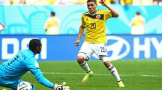 World Cup 2014: Colombia Tops Ivory Coast; Stands Atop Group C
