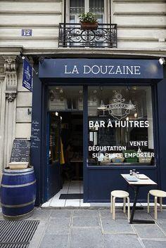 A Parisian lunch at La Douzaine
