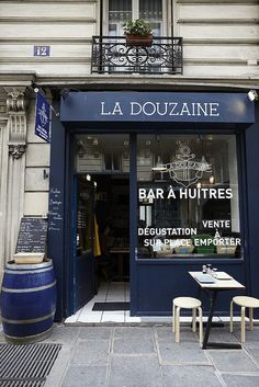 A Parisian lunch at La Douzaine