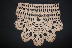 Wide Economy Lace from Home Work - Crochet free pattern - Ravelry