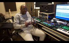 DJ Jazzy Jeff on AIRA MX-1 - YouTube