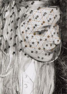 photo embroidery by Maria Aparicio Puentes http://ineedaguide.blogspot.com/2014/12/maria-aparicio-puentes-update.html #art #embroidery