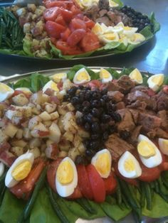 Salad Nicoise for a Spring Day | The Artful Gourmet