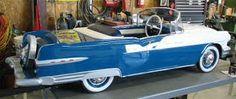 1956 Pontiac Pedal Car