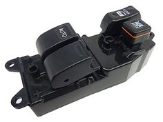 97-01 Toyota Corolla E11 84820-12361 Front Left LH Driver Side Electric Power Window Master Control Switch WS011