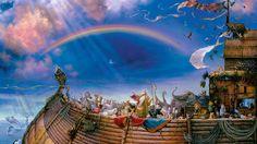 Ağrı dağı, Nuh tufanı