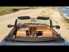 St Barths Car Rental - Fiat Spyder Pininfarina - www.mauricecarrental.com