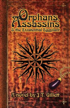 Orphans, Assassins and the Existential Eggplant Blog Tour - http://roomwithbooks.com/orphans-assassins-and-the-existential-eggplant-blog-tour/