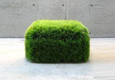 the greenest ottoman