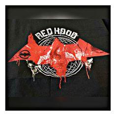 Batman, RedHood tshirt