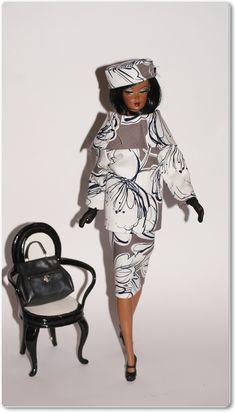 Silkstone Fashion Clothes, Fashion Dolls, Fashion Outfits, Black Barbie, Barbie Dolls, Vintage Barbie, Vintage Dolls, Diva Dolls, Still Love Her