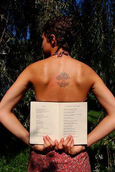 Sylvia Plath inspired tattoo