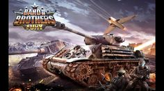 Band of Brothers: Fury Tank android game first look gameplay español