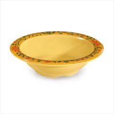 Venetian Dinnerware 4.5 oz 4.75 x 1.25 Bowl Melamine/Case of 48  sc 1 st  Pinterest & 1.5 Qt. 10 Top Highland Oval Slant Bowl/Case Of 12 Highland Pasta ...