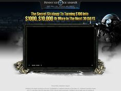 Try Penny Stock Sniper --- [ Were Finally Ready! ] --- 100% Commissions! Now- http://www.vnulab.be/lab-review/penny-stock-sniper-were-finally-ready-100-commissions