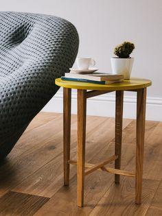 20% Off! Ta-bl 'Acid' Vintage Style Folding Side Table. Handmade coffee table…