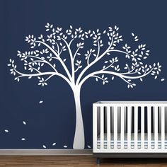 I pinned this Fall Tree Wall Decal from the Just A Girl event at Joss and Main!