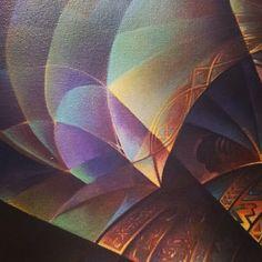 Painting #michaeldivine #tenthousandvisions