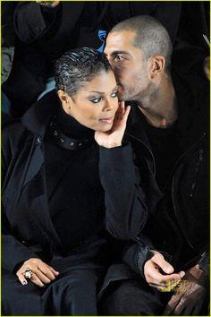 Janet Jackson: Paris Fashion Week with Wissam Al Mana!