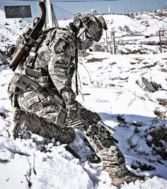 Winter Tactical Gear