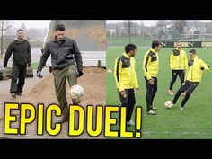 Epic duel: F2 vs. BVB Dortmund featuring Hummels, Aubameyang, Schmelzer…