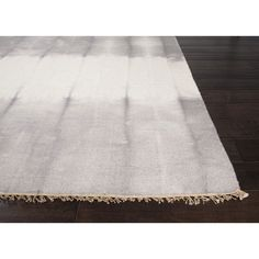 Grayscale Tie Dyed Rug