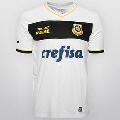 Camisa Pulse São Bernardo II 2015 s/nº - Branco