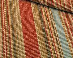 Elizabeth Eakins Cotton Stripe Rugs