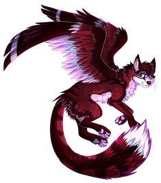 n,kellea.gender,female,age.,15,mutation,wings.winged wolf pack,belongs to landear wolf pack