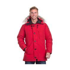 CANADA GOOSE Chateau Parka. #canadagoose #cloth #parka   Canada Goose Men   Pinterest   Canada goose