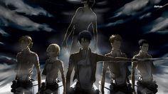 Anime Attack On Titan Gunther Schultz Eld Jinn Oluo Bozado Petra Ral Levi Ackerman Wallpaper