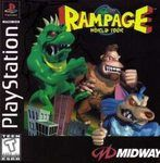 Rampage World Tour Sony Playstation