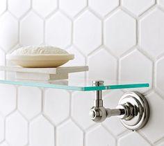 master bath shelf