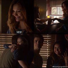 "#TVD 6x04 ""Black Hole Sun"" - Stefan and Elena"