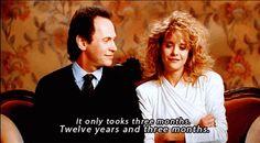 When Harry Met Sally - Movie Quotes #romcoms #moviequotes #whenharrymetsally